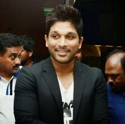 Allu Arjun in Race Gurram
