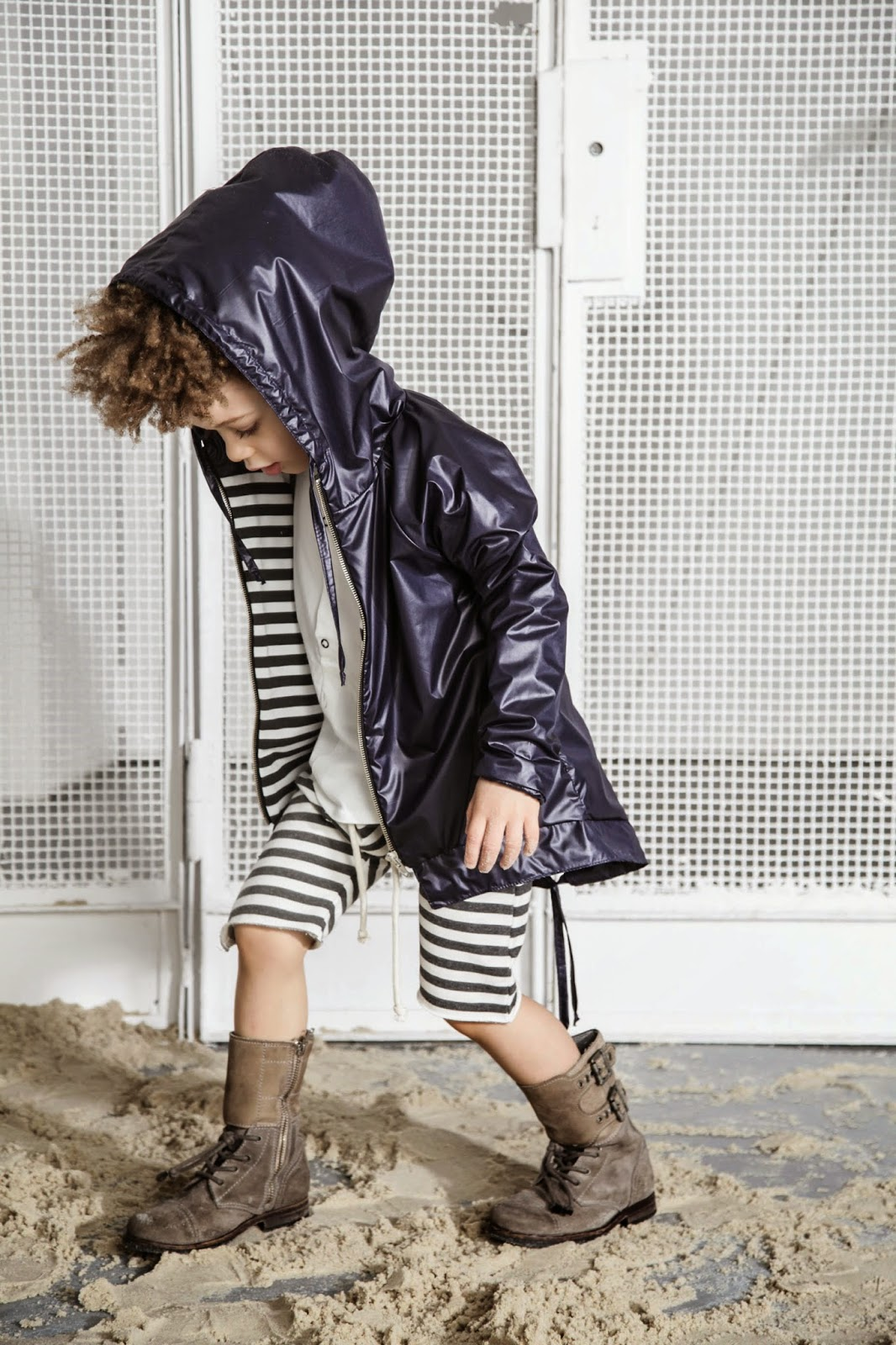Kloo by Booso - Polish kids fashion spring-summer 2015 collection