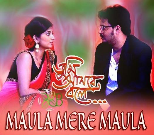 Maula Mere Maula, Tumi Asbe Bole, Star Jalsha serial, Rahul Banerjee, Sandipta Sen