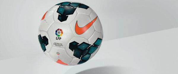 picture the new ball for the 2013 2014 liga which starts next weekend