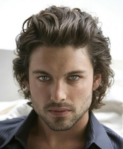 25 Cortes de cabello de hombres que los hace irresistibles OkChicas - Peinados Medio Largo Hombre