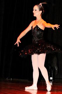 maquiagem para ballet