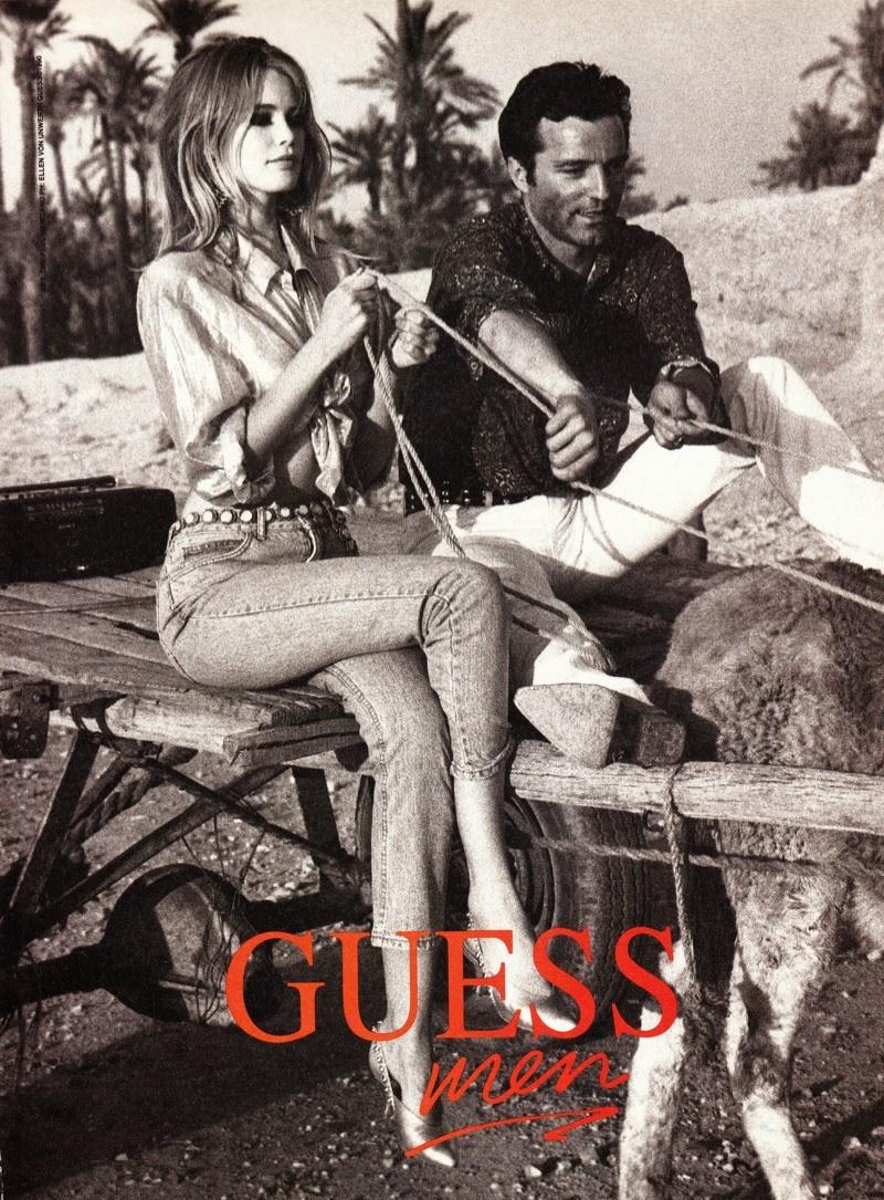 Guess-campaign-1989-1992-Claudia-Schiffer