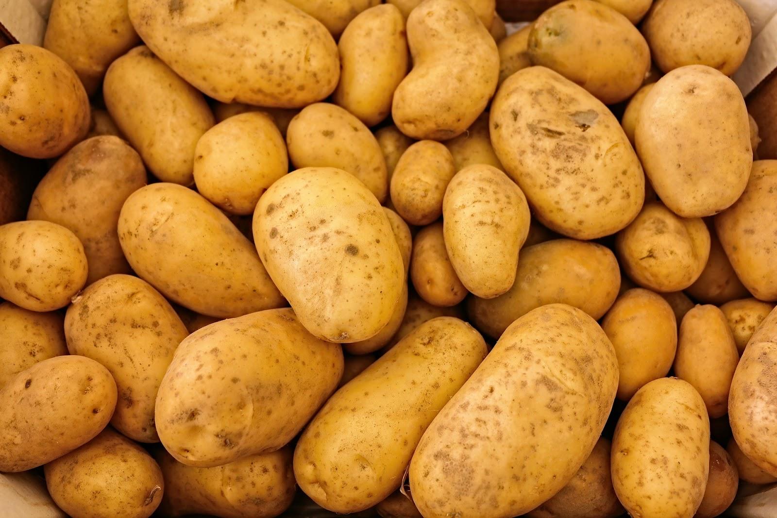 Πώς ξεχωρίζουμε τις πατάτες όταν τις αγοράζουμε;