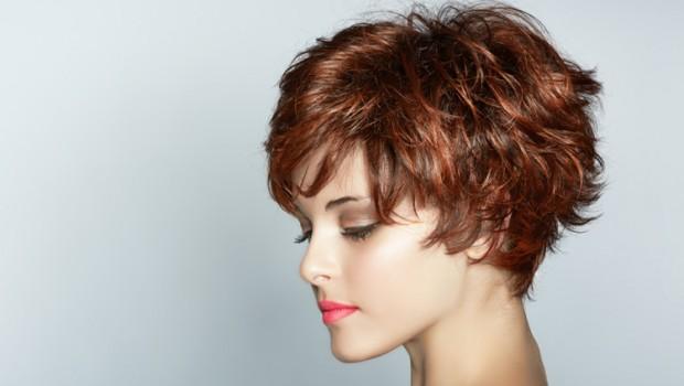 Short Haircut for Medium Hair Texture