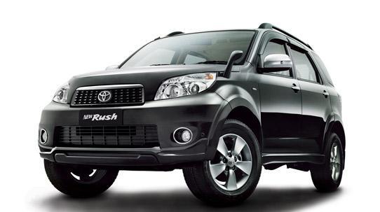 Harga Toyota Rush 2013