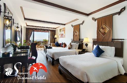 Novotel Century Hotel Hong Kong Bedroom