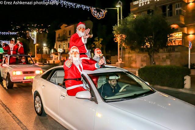 Natal em Israel Vivi Israel Compras