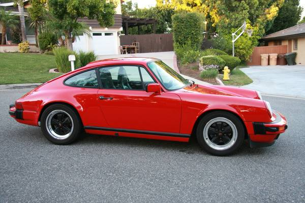 1987 Porsche 911 Carrera For Sale - Buy Clic Volks
