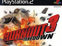 Game Ps2 - Burnout 3 Takedown