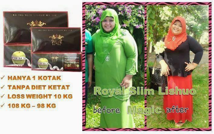 Adrias Health Amp Beauty TESTIMONI ROYAL SLIM LISHOU MAGIC