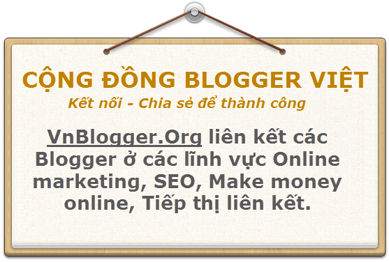 gioi thieu vnblogger