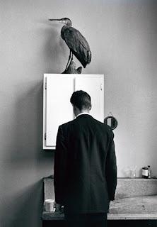 André Kertész (The Heron, 1969)