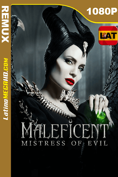 Maléfica: Dueña del Mal (2019) Latino HD BDREMUX 1080P ()