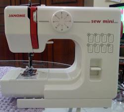 Minha Sew Mini - 25/04/11