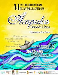 VI Encuentro de Escritores Acapulco