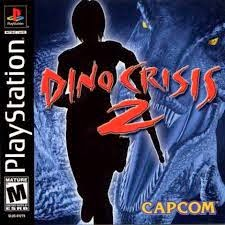 Dino Crisis 2 - PS1 - ISOs Download
