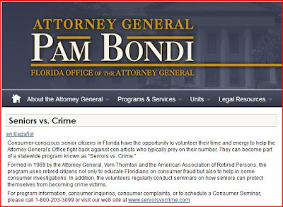seniors vs crime attorney general pam bondi