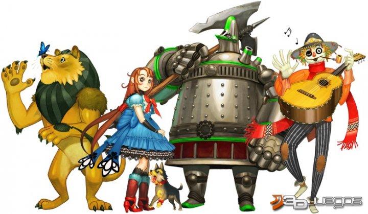 Sueos Entre Papel El Mago de Oz