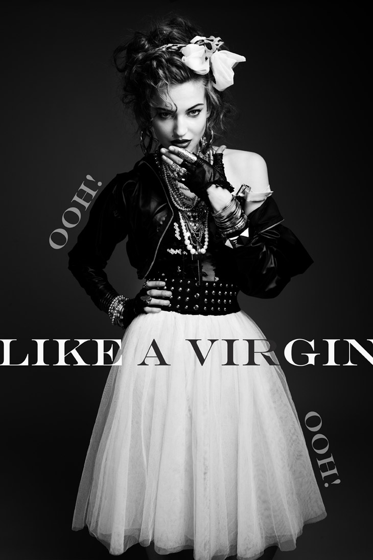 Consider, Madonna like a virgin costumes