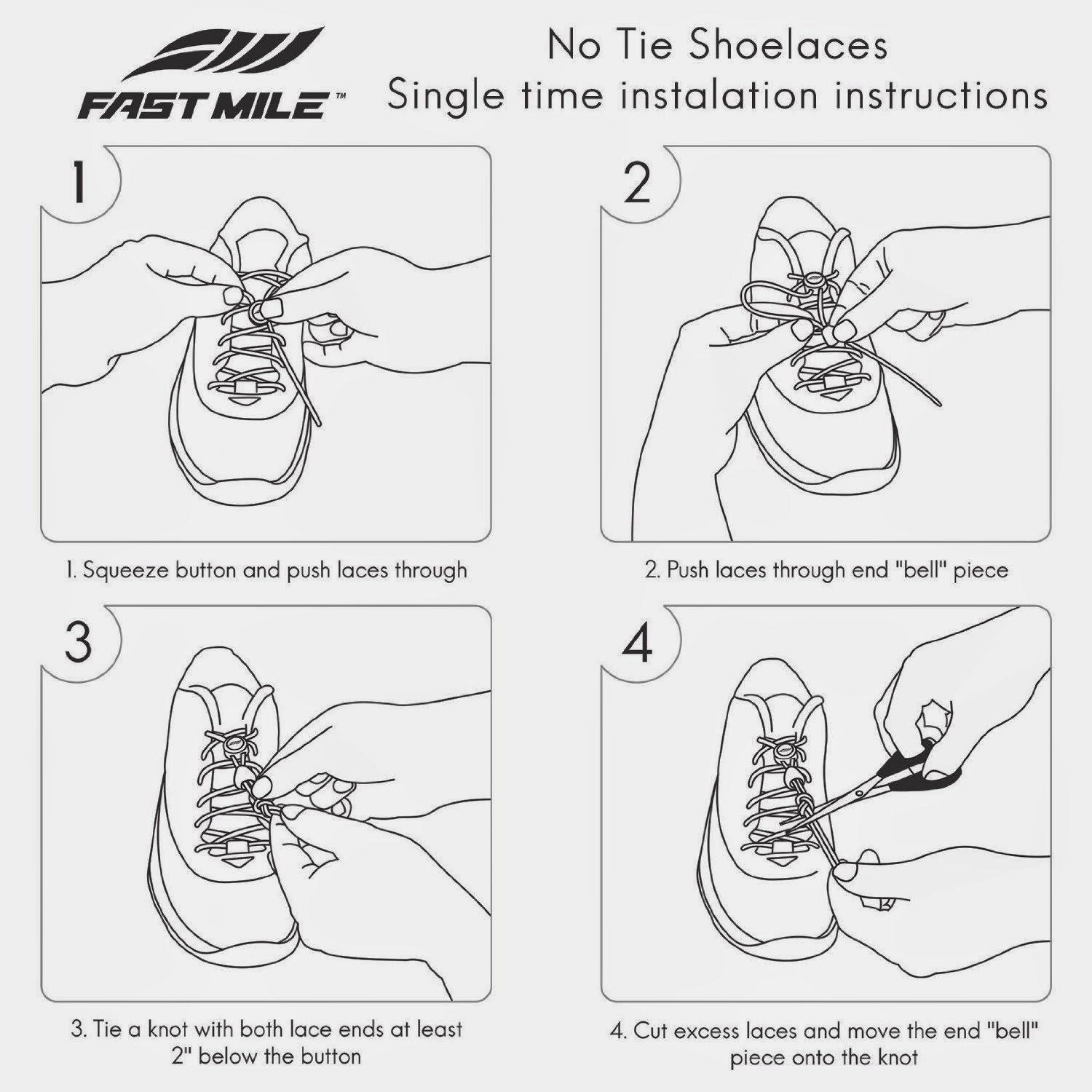 Popular product reviews by amy no tie shoelaces by fastmile i received this product in exchange for a review i was not compensated for my review and all my opinions are my own based on my personal experience with ccuart Gallery