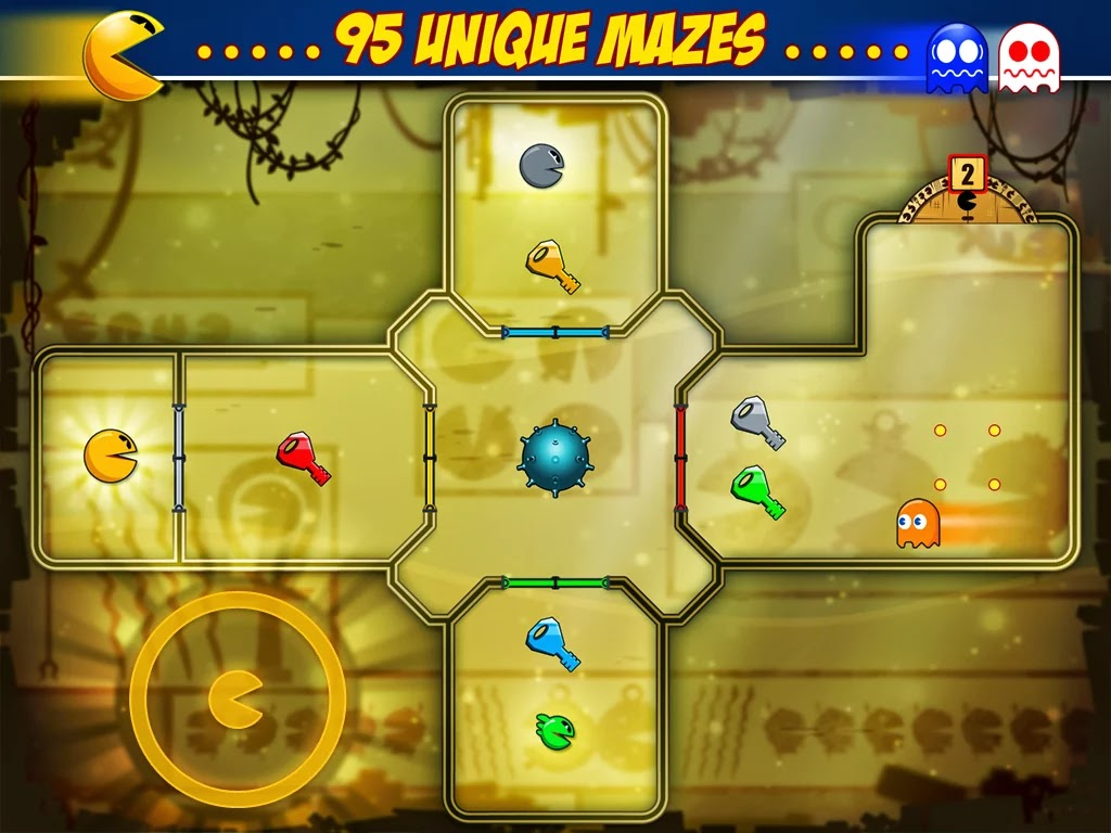 PAC-MAN Friends v1.0.2 Mod [Unlimited Lives/Premium]