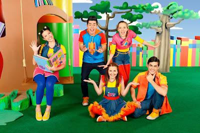 Da esquerda para direita: Stefi (Argentina), Javi (Colômbia), Caro (México), Mile (Brasil) e Rodri (México) - Divulgação