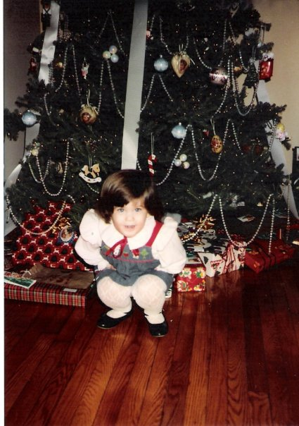 Annie Christmas Tree 1989