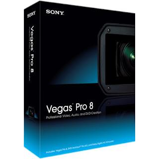 Sony Vagas 8 Full Registered Free