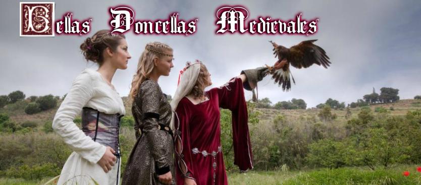 Bellas Doncellas Medievales