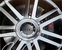 llanta Audi S3