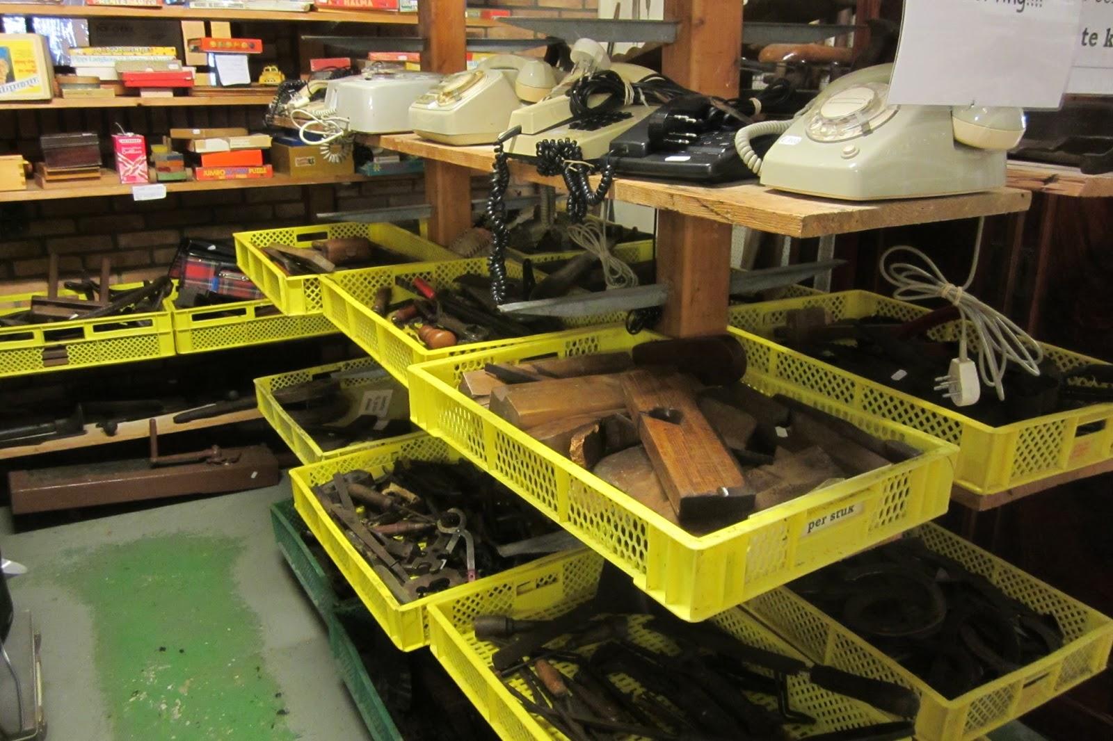 David Barron Furniture: Wonderful Old Crafts Museum in Holland. Part 1