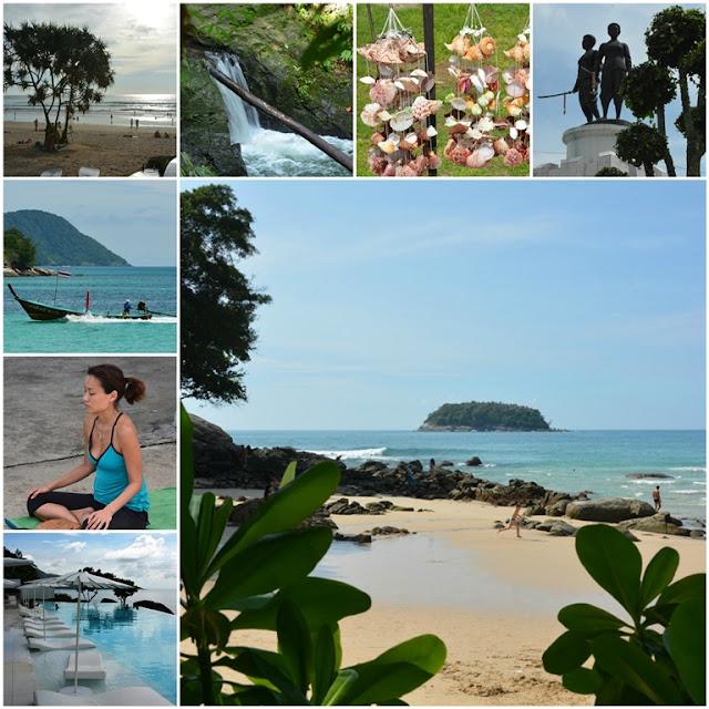 Collage Phuket
