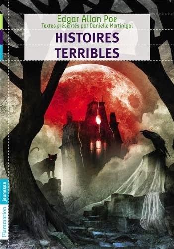 EDGAR ALLAN POE : Histoires Terribles Histoires+terribles