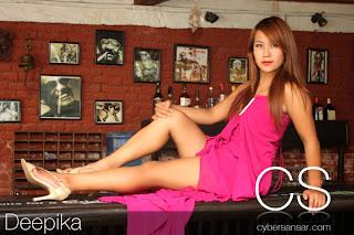 Hot Sexy Cute Beautiful Nepali Model Deepika