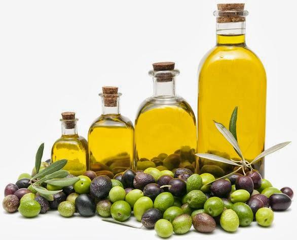 aceite de oliva para subir de peso