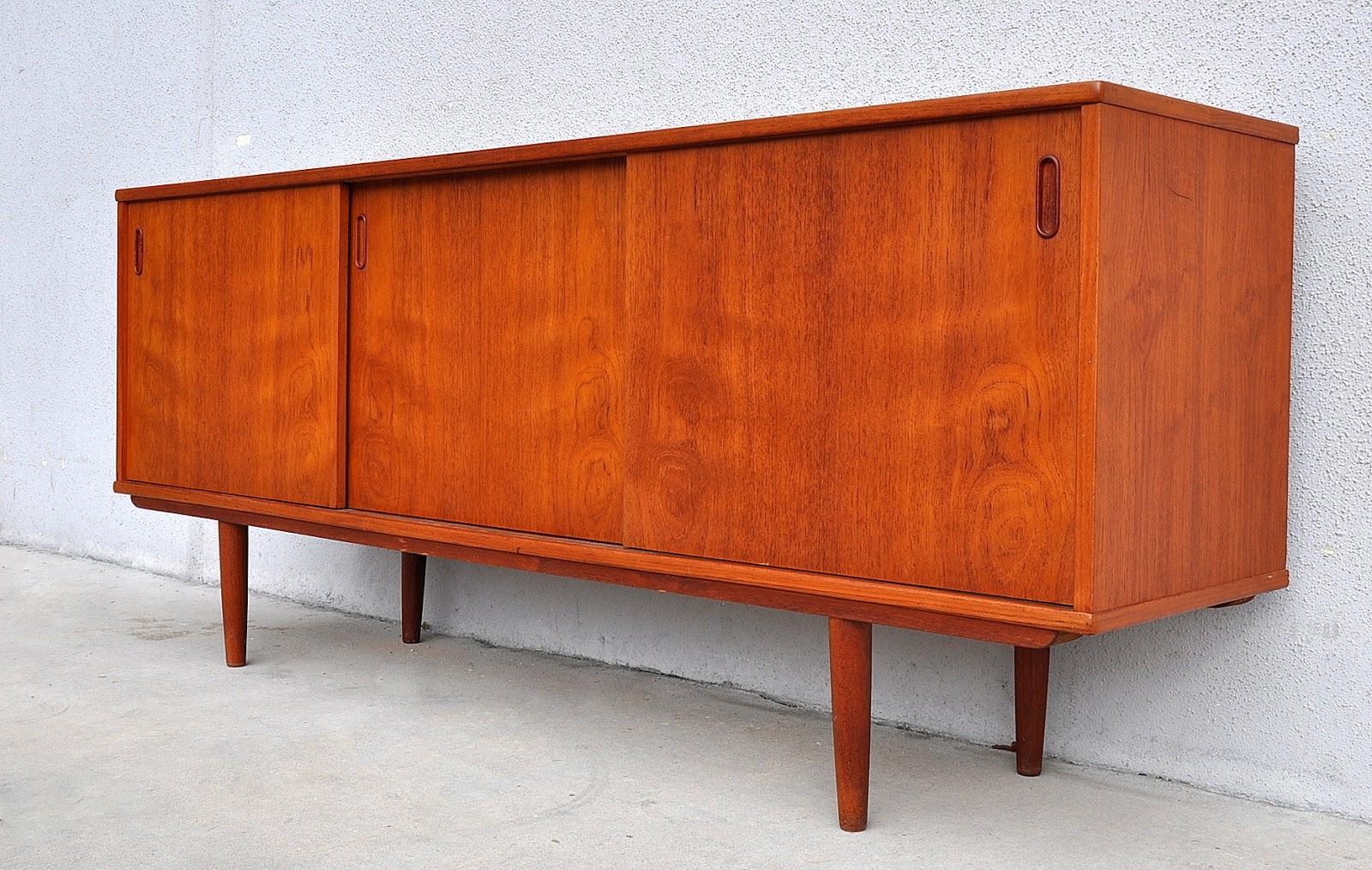 Danish Modern Credenza Sideboard : Select modern