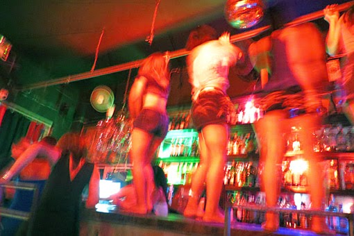 Phnom Penh Bar Girls