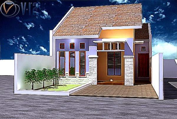 Desain Rumah Kecil Minimalis 1 Lantai Type 36 Terbaru 2015  Trend