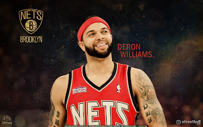 Deron Williams Wallpapers-Club-Country