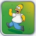 The Simpsons: Tapped Out App iTunes App Icon Logo By Electronic Arts - FreeApps.ws