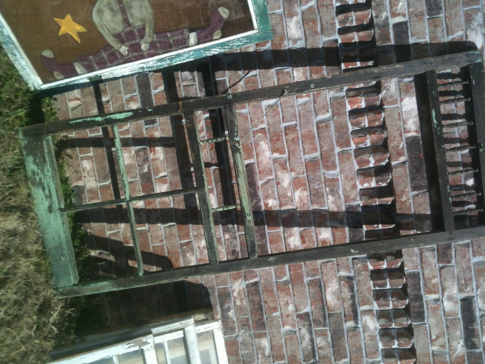 Junque 2 Jewels Screen Door To Command Center: vintage garage doors for sale