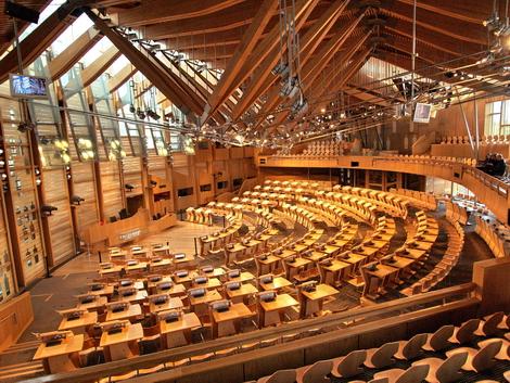 Unit 03 Metamorphosis Enric Miralles Scottish Parliament
