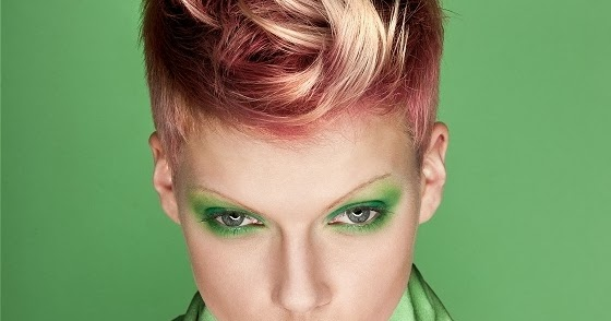 Hair And Tattoos Cool Hair Color Ideas For Short Hair