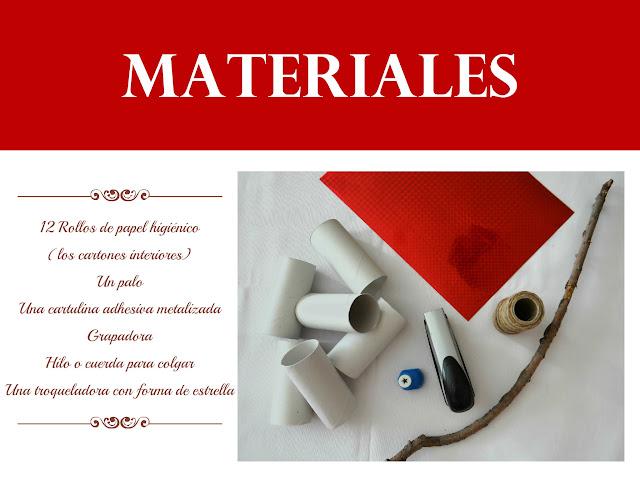 Adorno navideño 'handmade'
