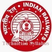 Railway Technician Syllabus