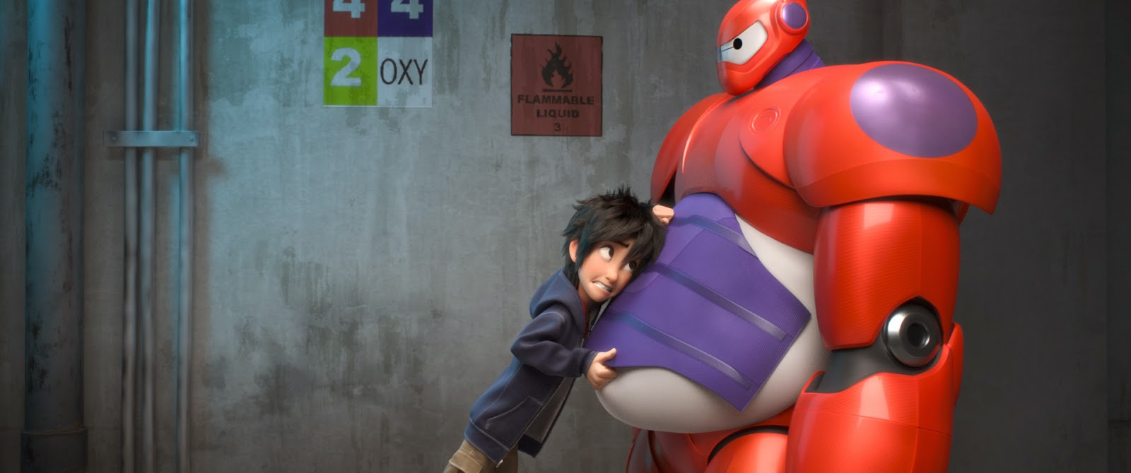 big hero 6 hiro baymax wallpapers - Disney Movie Big Hero 6 (2015) Desktop & iPhone