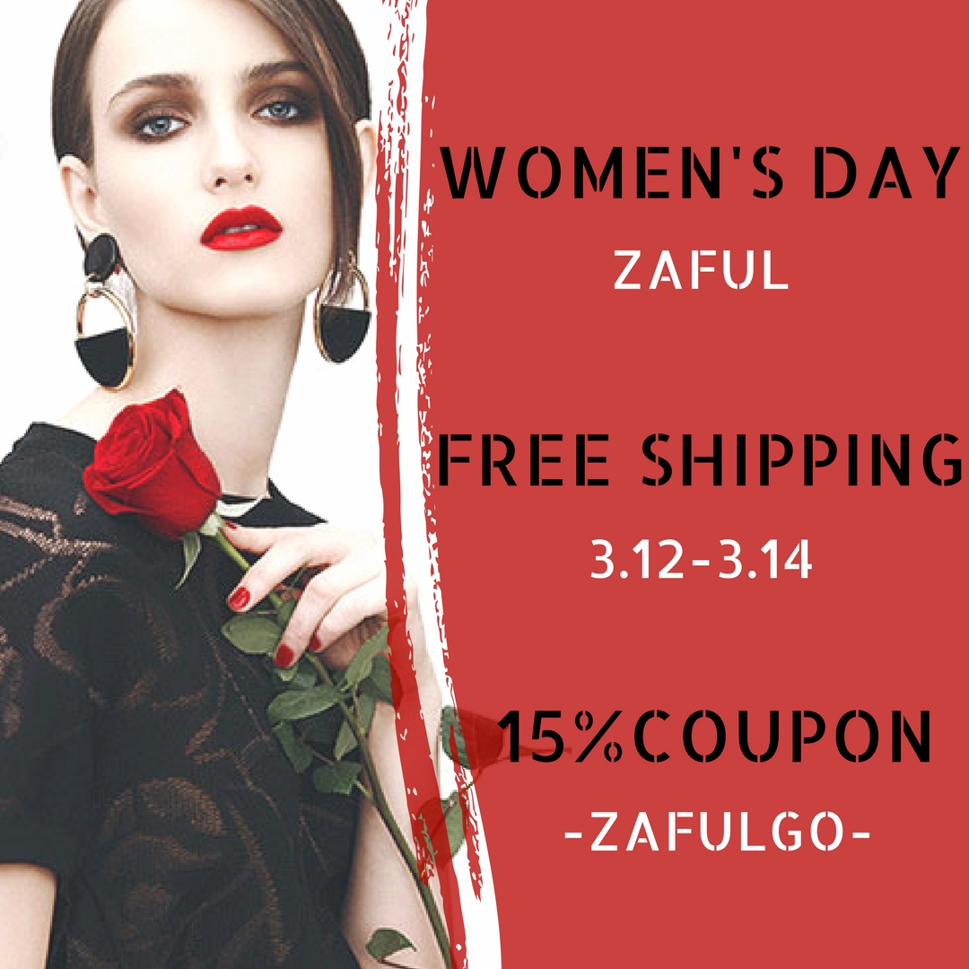 COUPON : ZAFULGO (15%OFF)
