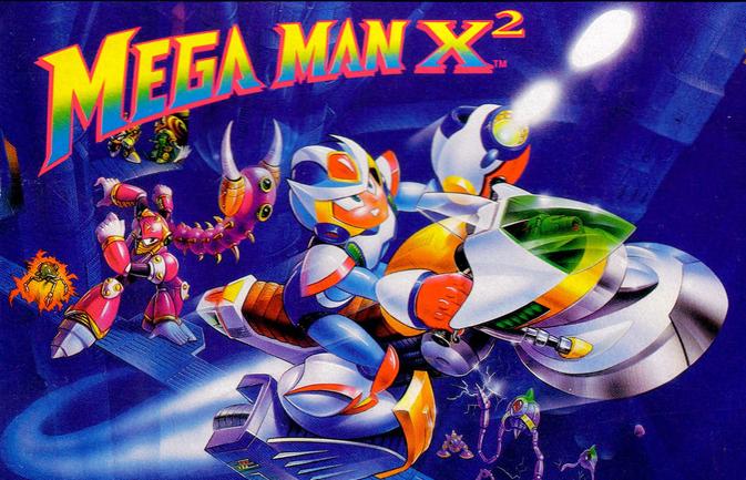 Rockman corner mega man x2 dashes to european virtual console this week - Megaman x virtual console ...
