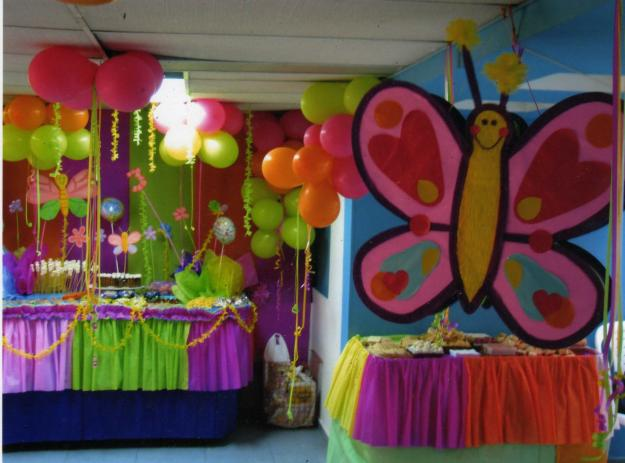 Doris decoraciones fiestas cumplea os baby shower santo for Decoracion cumpleanos nina